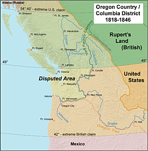 Tratado de Oregon