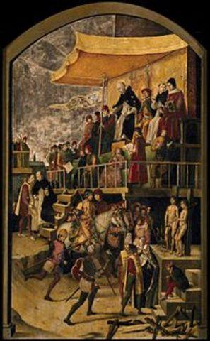 Abolicion de la inquisicion