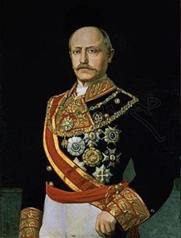 Regencia Serrano