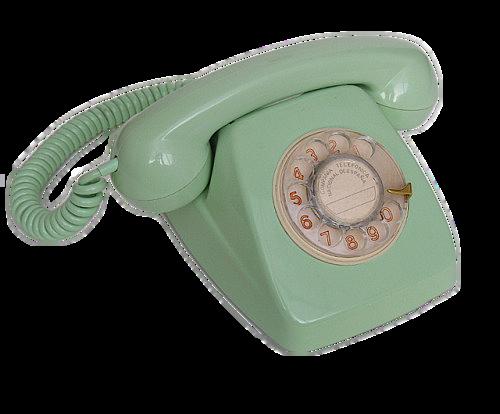 First Exposure: Telephones