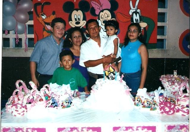 My Baptism and Birthday