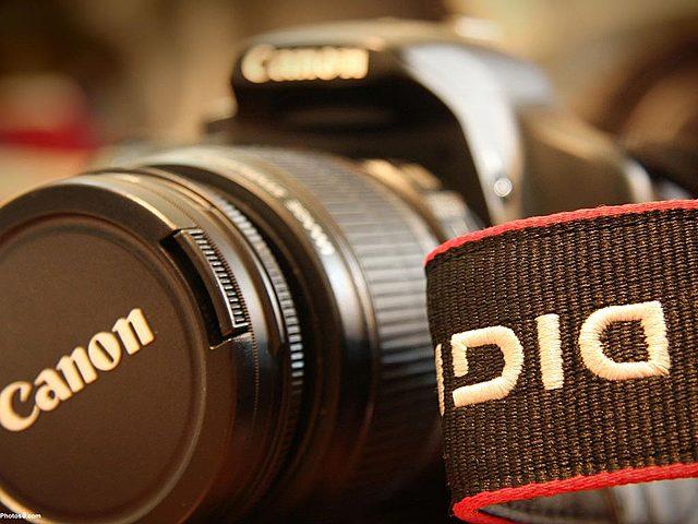 First Exposure: Canon Camera