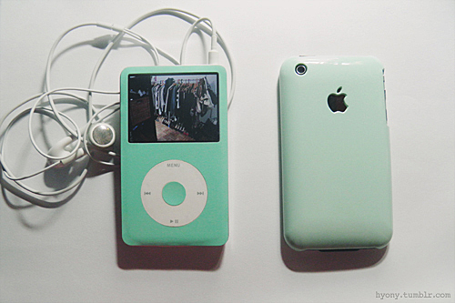 First Exposure: iPod