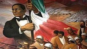 Benito Juarez es presidente de mexico