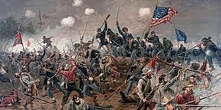 Comienza la guerra de secesión