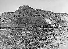 Primer ferrocarril transcontinental de estados unidos