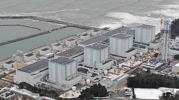 Reactor central de Fukushima