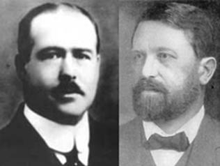 Theodor Boveri, Walter Sutton y Edmund B. Wilson: La teoría cromosómic