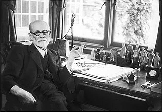 Sigmund Freud Diagnosticado cáncer de paladar