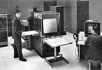 Разработка цифровой электронной чертежной машины DAC-1.