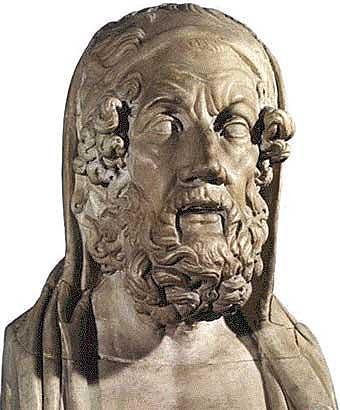 "Homero; Lengua Homérica ""La Ilíada- La Odisea"""