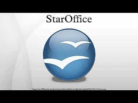 La Suite de oficina de StarOffice es ofrecida segun los términos de GNU GPL