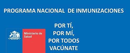 Programa de Inmunización.