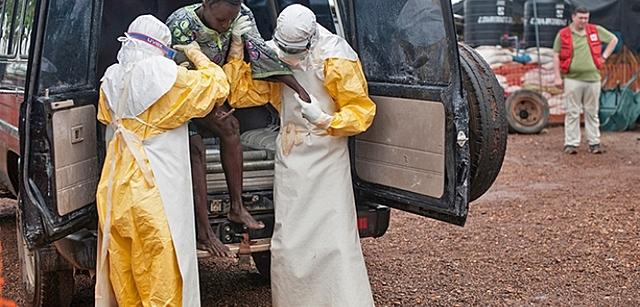 Primera identificación del virus del Ebola.