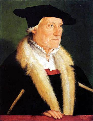 Nacimiento de Sebastian Münster