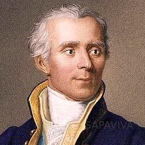Nacimiento de Pierre-Simon Laplace