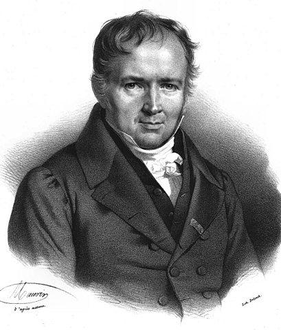 Nacimiento de Siméon Denis Poisson