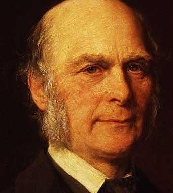 Nacimiento de Francis Galton