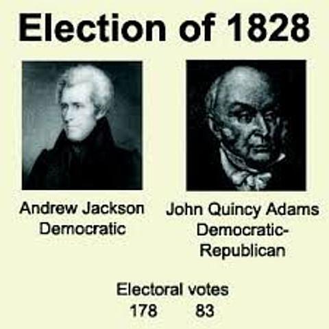 Andrew Jackson's Election
