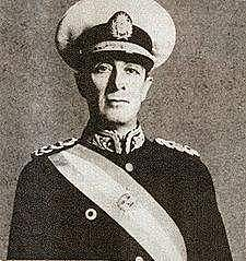 General Ramírez asume el poder