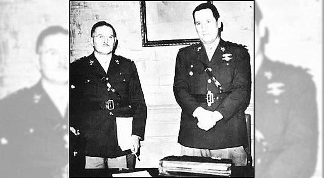 Perón asume la dirección del Departamento de Trabajo.