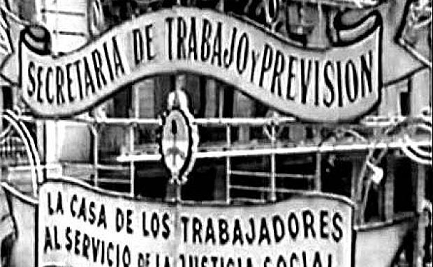 Creación de la Secretaría de Trabajo y Previsión