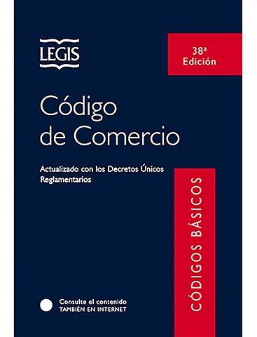 CODIGO DE COMERCIO DE 1971
