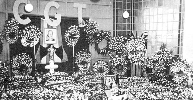 Fallece Eva Perón