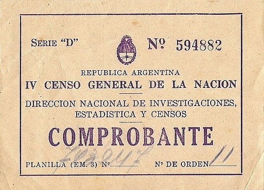 Cuarto Censo Nacional