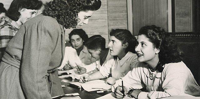 Sanción de la Ley de Voto Femenino