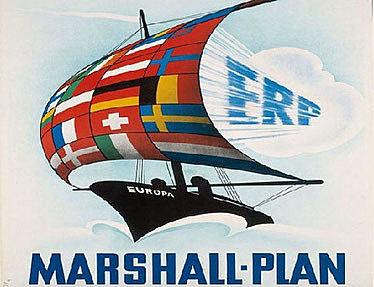 Exclusión de Argentina en el Plan Marshall