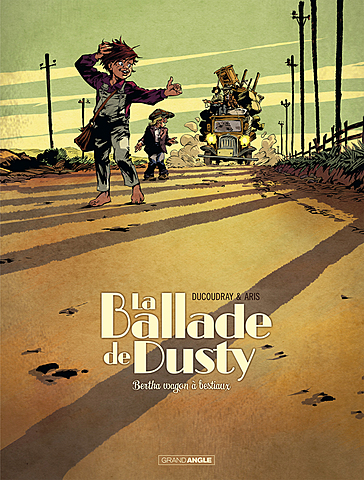 La ballade de Dusty / Bertha wagons à bestiaux