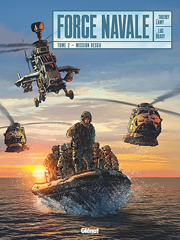 Force Navale / Mission Resco