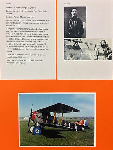 Projet aéronautique 5e SEGPA