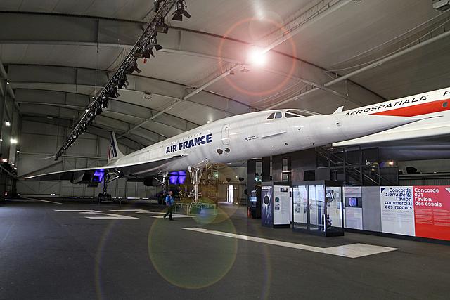 Visite du Musée de l'Air et de l'Espace du Bourget