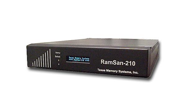Texas Memory Systems  RamSan-210