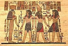 Antiguo Egipto, 3,500 a.C.