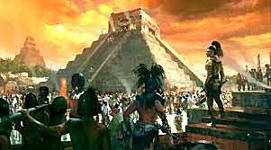 Los mayas, 3000 a.C.