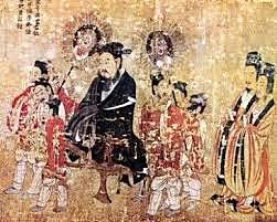 China, 3.000 años a.C.