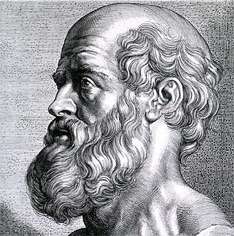 Hipócrates, 420 a.C.
