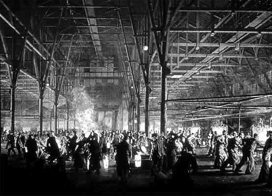 1857: Primera gran crisis del capitalismo industrial