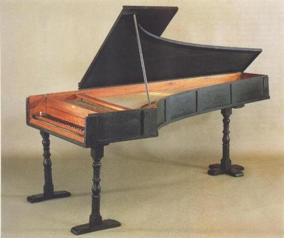 First Piano Model