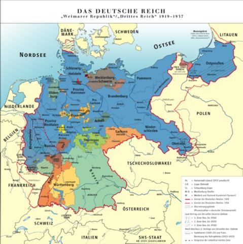 Proclamación de República de Renania