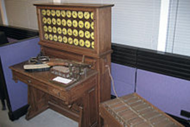 Herman Hollerith invents the Tabulating Machine