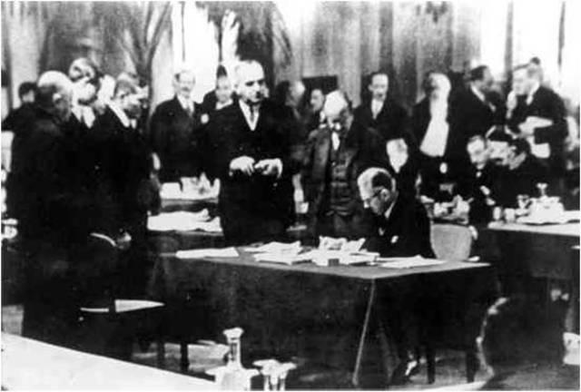 Conferencia de Lausana
