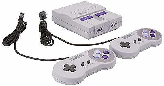 Super Nintendo Entertainmet