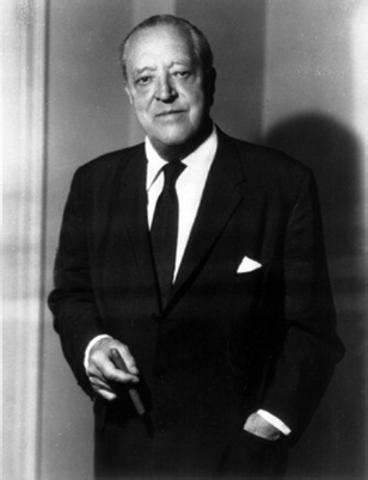 Ludwig Mies Van der Rohe dirige la Bauhaus