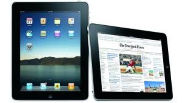 Apple - Introduces Ipad