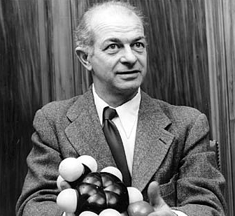 """""""Forma Helicoídal de las Proteínas"""" - Linus Carl Pauling y Robert B. Corey"""
