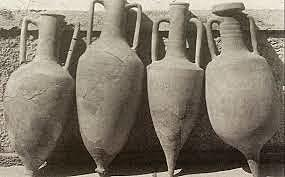 (Wine) Invention of Pottery